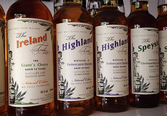 whisky-trail-irland-fettercairn-glentauchers-whisky-offenbach