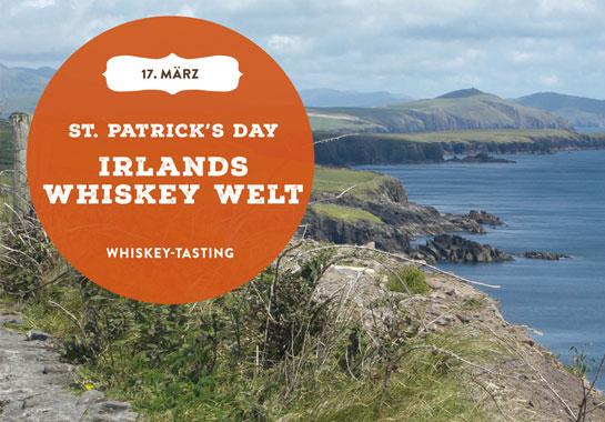 st-patricks-day-tasting-whiskey-irland-offenbach-frankfurt