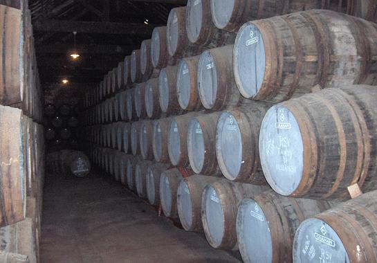 portwein-fässer