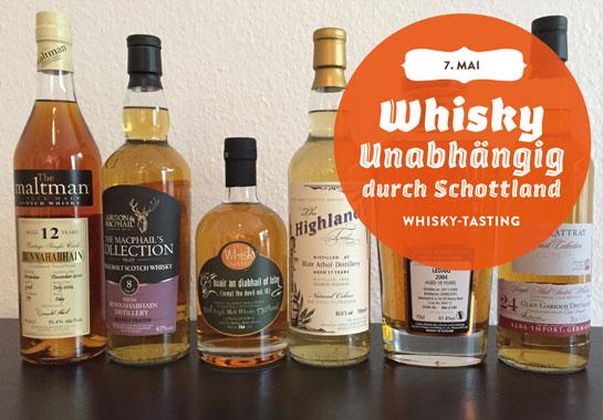 whisky-tasting-unabhängig-schottland