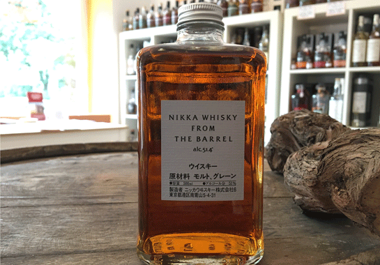 nikka-from-the-barrel-whisky-japan
